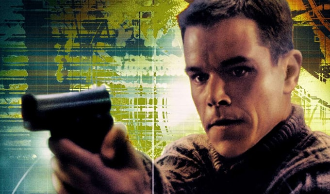 The Bourne Identity (2002) Film Agen Rahasia Terbaik