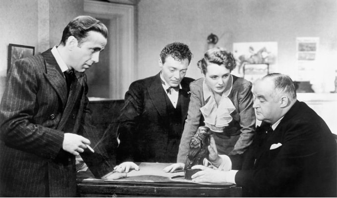 The Maltese Falcon (1941)