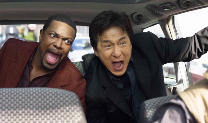 Rush Hour Trilogy (1998, 2001 & 2007)