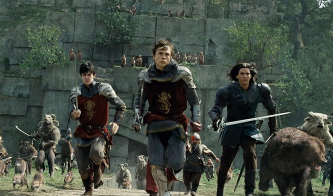 The Chronicles of Narnia : Prince Caspian (2008)