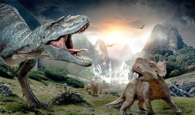 12 Film Dinosaurus Terbaik dan Terlaris di Dunia Film