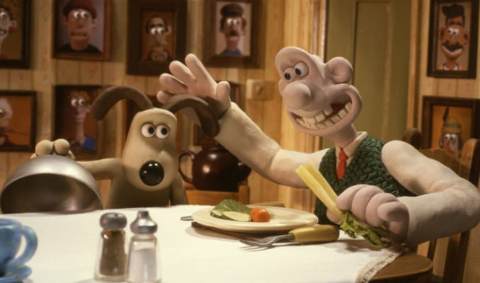 Wallace & Gromit- The Curse of the Were-Rabbit (2005)