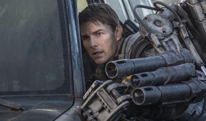 Film Tom Cruise Terbaik Edge of Tomorrow (2014)