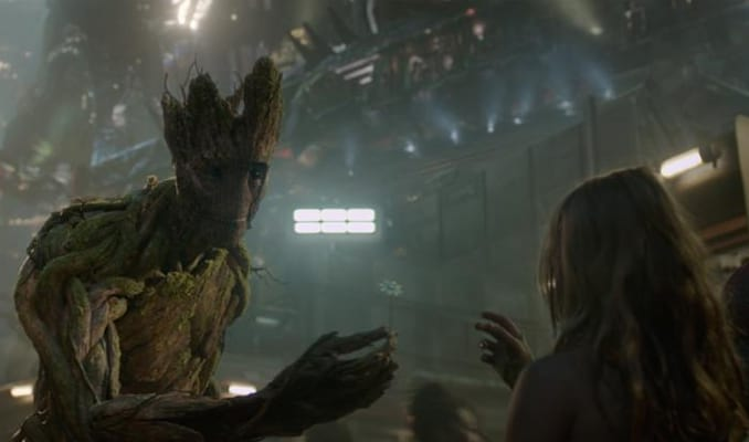 Film Vin Diesel Terbaik Guardians of the Galaxy (2014)