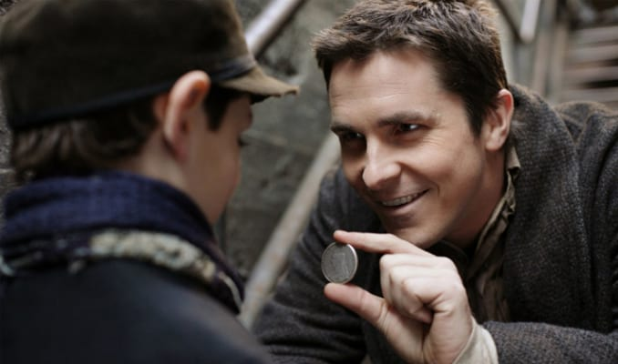 Film Christian Bale Terbaik The Prestige (2006)
