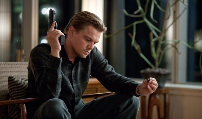 Film Leonardo DiCaprio Terbaik Inception (2010)
