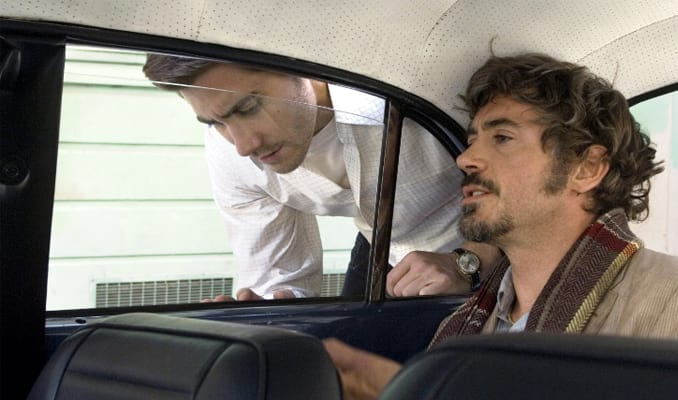 Film Robert Downey Jr. Terbaik Zodiac (2007)