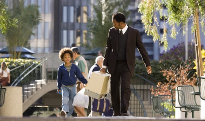 Film Will Smith Terbaik The Pursuit of Happyness (2006)