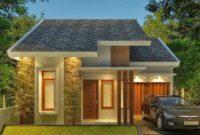 15 Desain Rumah Sederhana Yang Keren Rumah
