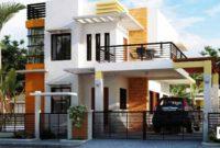 30 Model Desain Rumah Minimalis 2 Lantai Untuk Inspirasi Anda Rumah