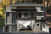 30 Model Rumah Minimalis Modern Yang Bagus Rumah