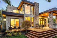 30 Model Desain Rumah Minimalis 1 Lantai Rumah