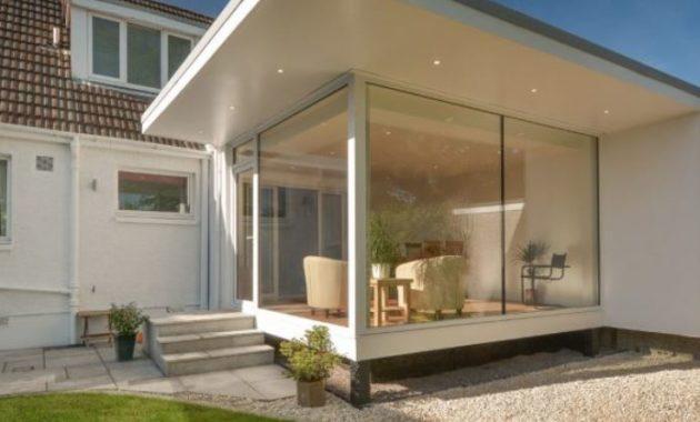 20 Desain Jendela Rumah Minimalis 2018 - Oliswel