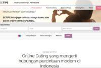 5 Situs Cari Jodoh / Online Dating Terbaik Situs