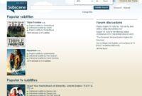 10 Situs Download Subtitle Indonesia Terbaik Situs