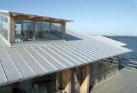 Harga Atap Spandek Bondek Terbaru Bangunan