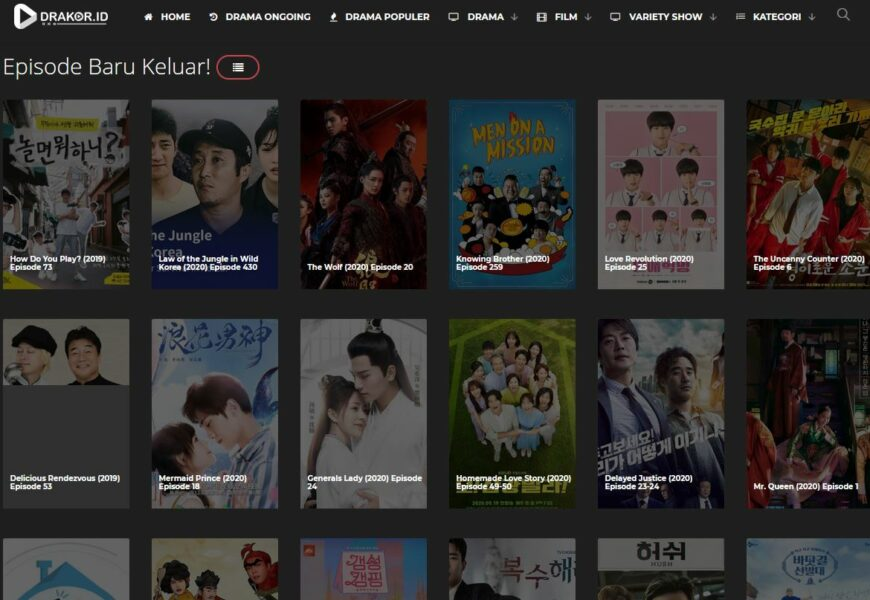 download drama korea terbaru subtitle indonesia