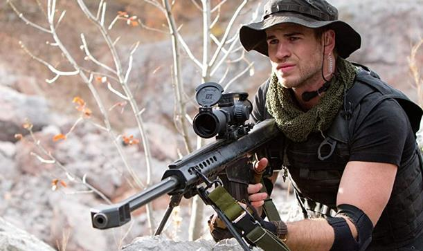 The Expendables 2 2012 sniper